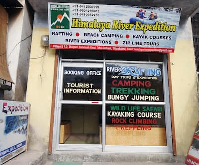 Himalaya Expedition Camp,Rishikesh